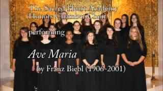 Ave Maria (SSAA/SSA) - Franz Biebl (1906-2001)