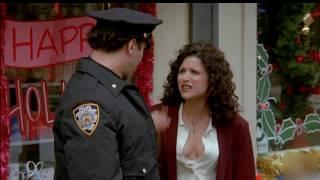 Seinfeld - Elaine Loses A Button