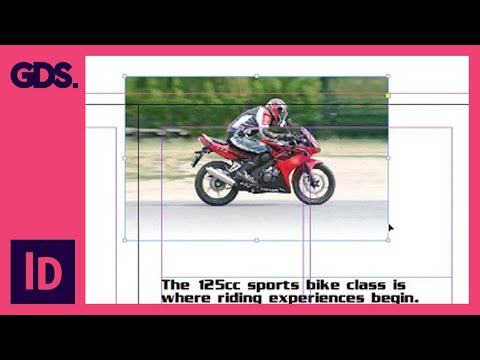 Placing Images Into Adobe InDesign – Ep9/13 [Adobe InDesign For Beginners]