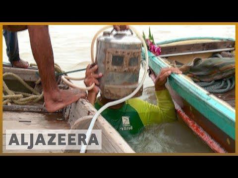 🇹🇭 Thailand's 'Indiana Jones divers' livelihoods in danger | Al Jazeera English