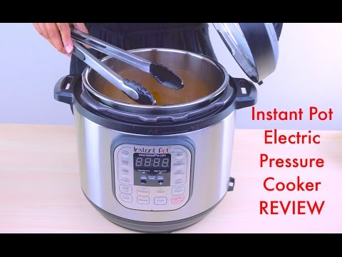 , Instant Pot DUO60 6 Qt 7-in-1 Multi-Use Programmable Pressure Cooker