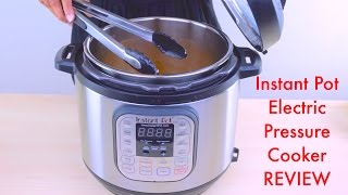 Instant Pot IP-DUO60 7-in-1 Programmable Pressure Cooker Review