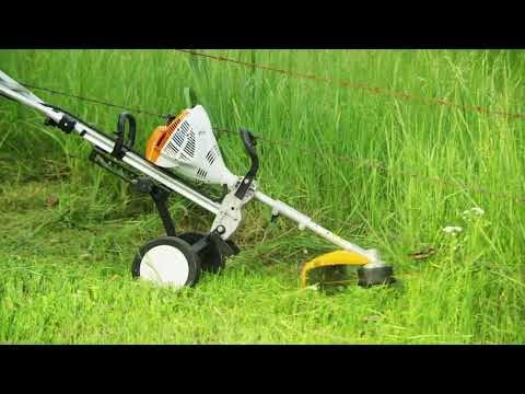 Stihl MM 56 C-E YARD BOSS® in Calmar, Iowa - Video 5