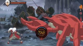 [모바일 나루토 화영닌자] 지라이야의 죽음 (지라이야 이벤트) Mobile Naruto Jiraiya's Death_Jiraiya Event (火影忍者)