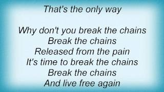 Dream Evil - Break The Chains Lyrics