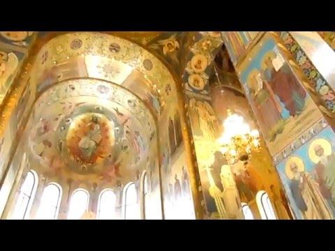 Проповедь в замоскворецкой церкви