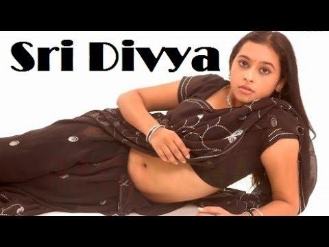 Actress Sri Divya's Navel Images Goes Viral on Internet