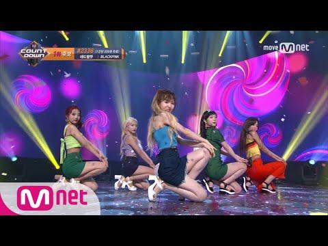 Red Velvet - Red Flavor] KPOP TV Show | M COUNTDOWN 170720 EP 533