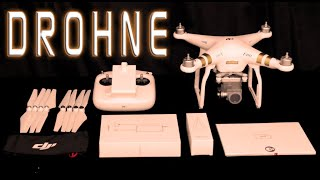 Drohne first Flight, DJI Phantom 3SE Epic