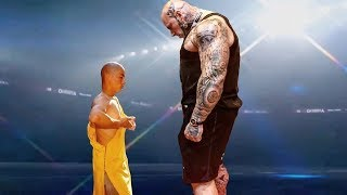 No One Can Beat a Shaolin Master and Here Is Why Video