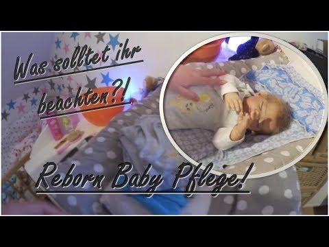Rebornbabys richtig Pflegen! || TIPPS & TRICKS! || Reborn Baby Deutsch || Little Reborn Nursery