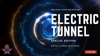neon background video loop, neon background effect | Fire and Electric Effects | Royalty Free Footages