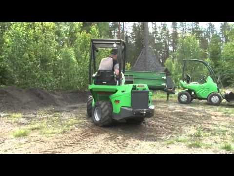 Avant Lettmaterialskuff - film på YouTube