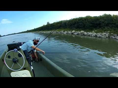 La pesca in un balabanova