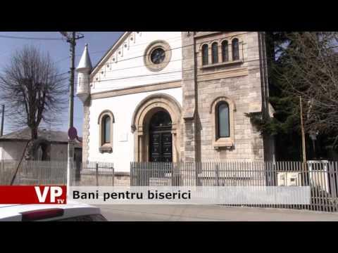 Bani pentru biserici