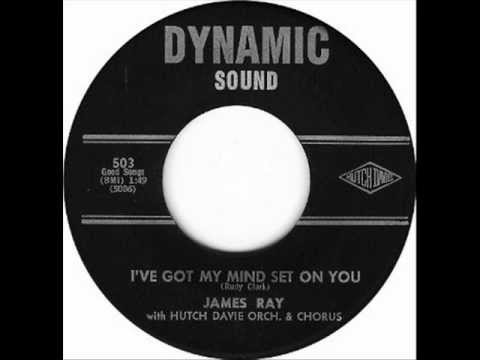I've Got My Mind Set On You (1963) (Song) by James Ray