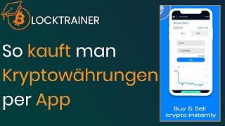 Beste App, um Crypto-Aktien zu kaufen