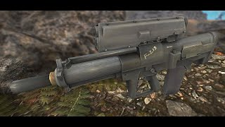 FNV Arsenal Weapons Overhaul - XM-25