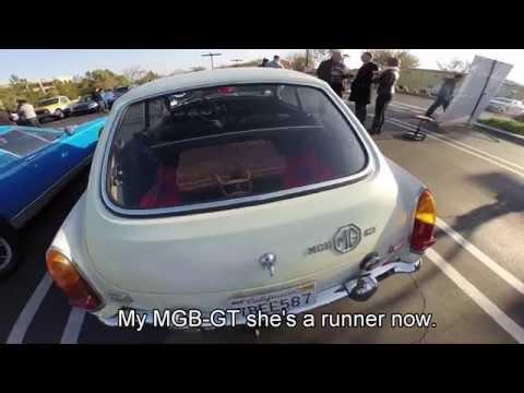 MGB GT Music Video