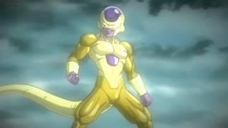 Dbz Amv Goku VS Gold Frieza   Electric