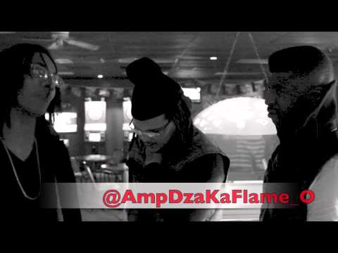 Los & Flame O rap for Yung L.A. (Yung L.A. shouts out BENTON HARBOR MICHIGAN)