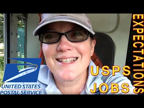 What to expect working for the USPS