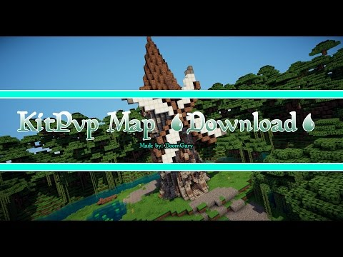 KitPvp Map Download Minecraft Project