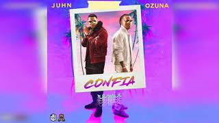 Juhn, Ozuna - Confia Remix [Audio Cover]