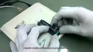 TOSHIBA Satellite Nie Uruchamia Się, Brak Obrazu, Nie Chce Się Włączyć. Model P55T - Wgrywanie BIOS.