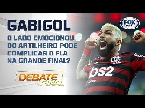 Flamengo: Gabigol preocupa para a final da Libertadores? Debate!