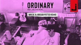 Regi & Milo Meskens   Ordinary (Brieuc & Brian Potter Remix) + Lyrics