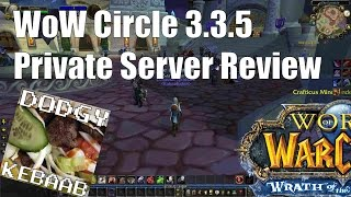 Eternal WoW Private Server Review - Арт декорирование предметов