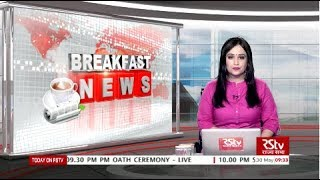 English News Bulletin – May 30, 2019 (9:30 am)