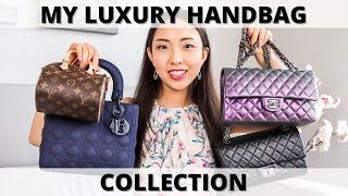 My ENTIRE Luxury Handbag Collection | Chanel, Dior, Louis Vuitton, Fendi, Saint Laurent | CAROL CHAN