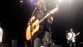 Aaron Prichett- Done You Wrong (live up close)
