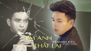 Tim Anh Thắt Lại - Hồ Quang Hiếu | Official Music Video (4K)