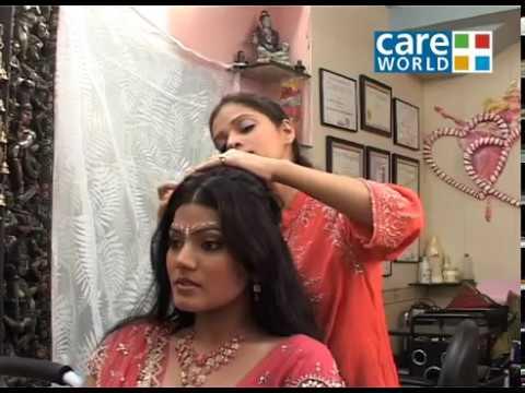 Surprising How To Make Best Hair Style Indian Bridal Juda Short Hairstyles Gunalazisus