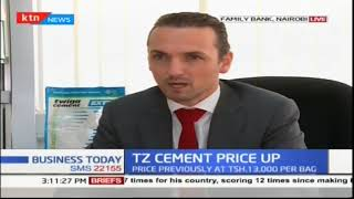 Cement buyers in Tanzania turn to Kenya's cheap cement market as cost skyrockets