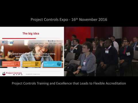 """""""Project Controls Training & Excellence"""" By """"Anil Godhawale"""" at PCE 2016"""