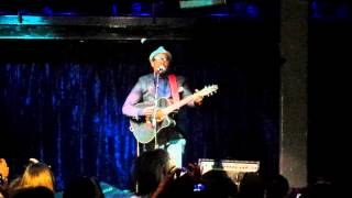Let Me In - Anthony David (Live @ Jazz Cafe, London 21-01-14)