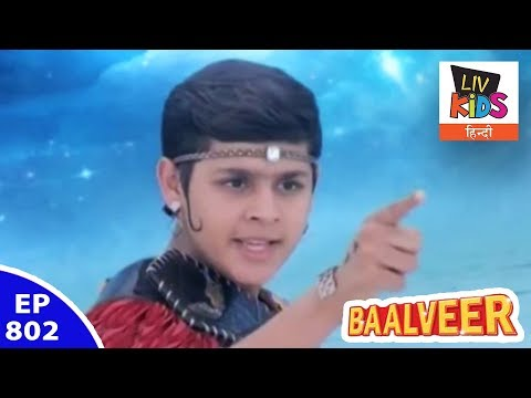 Baal Veer - बालवीर - Episode 802 - Baalveer Tricks Maha Vinashini