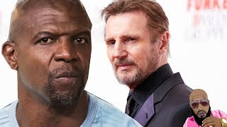 Terry Crews Defends Liam Neeson Remarks On Good Morning America And Twitter Claps Back