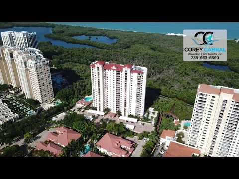 Pelican Bay Coronado Naples, Florida video