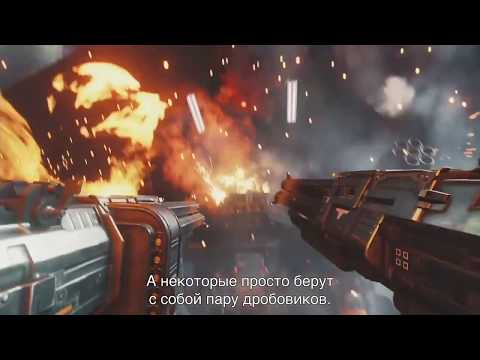 Видео № 0 из игры Wolfenstein II: The New Colossus (Б/У) [Xbox One]