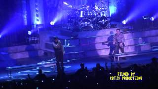 Avenged Sevenfold - Danger Line [LIVE DEBUT] - 2011-01-20 - Sovereign Center - Reading, PA - HD