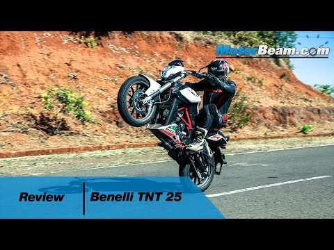 Benelli TNT 25 Review | MotorBeam
