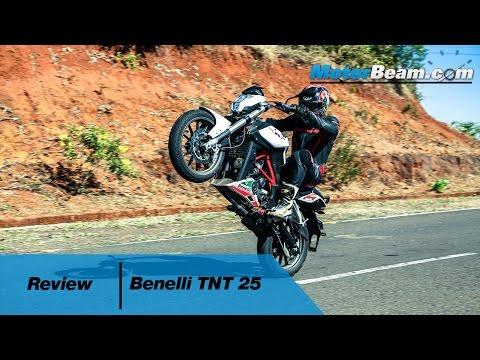Benelli TNT 25 Review | MotorBeam