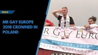 Mr Gay Germany lett Európa meleg szépe