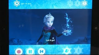 Disney Karaoke: Frozen from Disney Publishing Worldwide