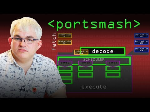 What's Behind Port Smash? – Computerphile